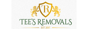 Tees Removals logo