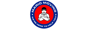 Mario Moving logo