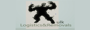 Hulk Logistics & Removals logo