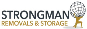 Strongman Removals & Storage Ltd logo
