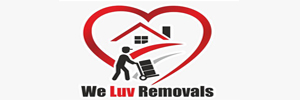We Luv Removals logo