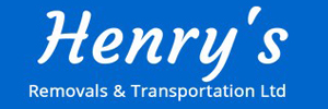 Henry Removals & Transportation logo
