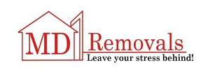 MD1 Removals logo
