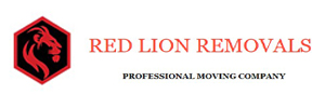 Red Lion Removals logo