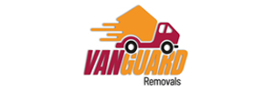 Vanguard Removals logo