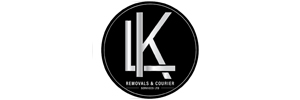 L & K Removals & Couriers Service logo