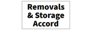 Removals & Storage Accord logo