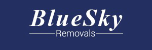 Blue Sky Removals logo