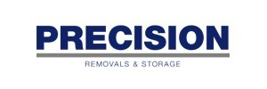 Precision Removals & Storage logo
