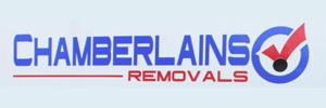 Chamberlains Removals logo
