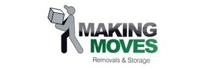 Making Moves Removals logo