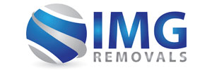 IMG Removals logo