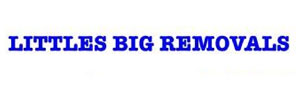 Little's Big Removals logo