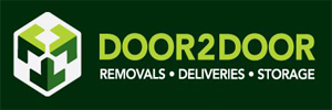 Door 2 Door Services logo
