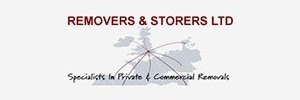 Removers and Storers logo
