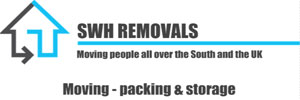 SWH Removals logo