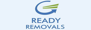 Ready Removals logo