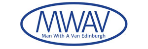Man With A Van Edinburgh logo