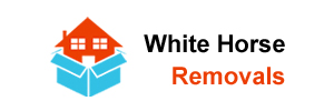 White Horse Removals logo