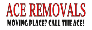 Ace Removals logo