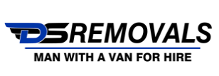 DS Removals logo