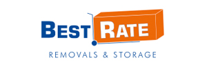 Best Rate Removals logo