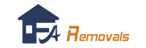 FA Removals logo