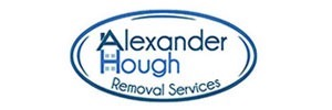 Alexander Hough Removals logo