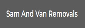 Sam and Van Removals logo