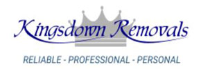 Kingsdown Removals logo