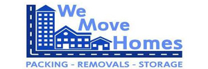We Move Homes logo