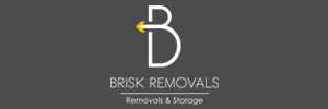 Brisk Removals and Storage Ltd logo