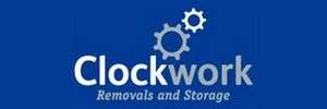 Clockwork Removals logo