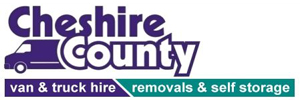 Cheshire County Removals and Storage logo