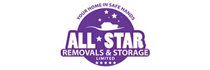 All Star Removals and Storage logo