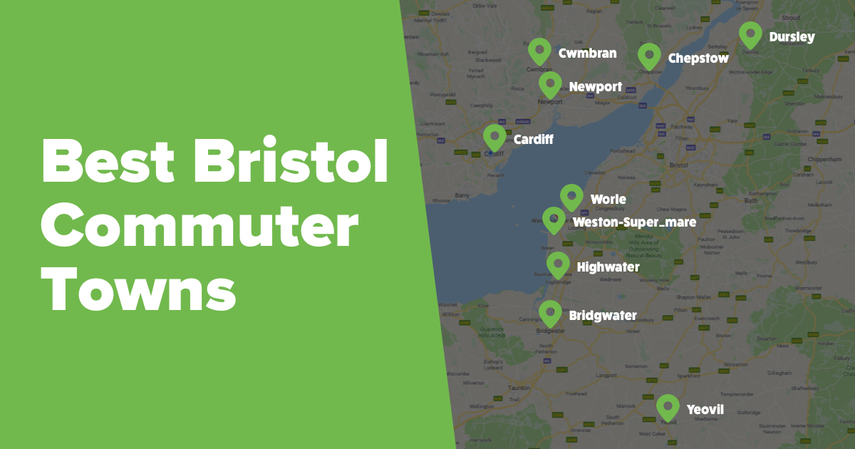 Best Bristol Commuter Towns