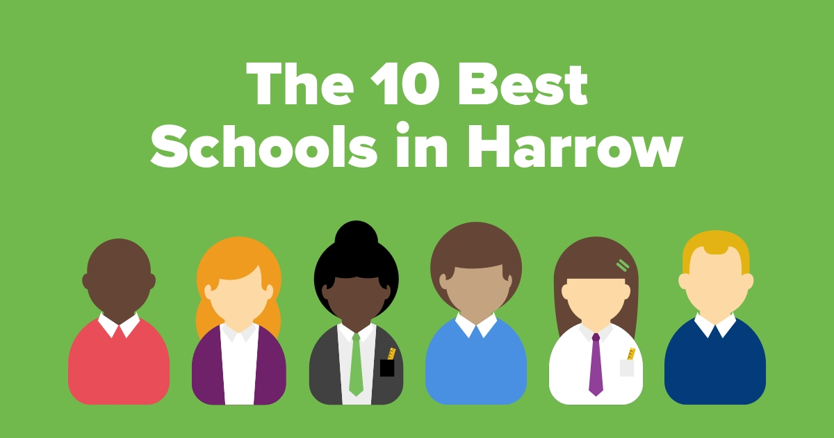 10 Best Schools in Harrow
