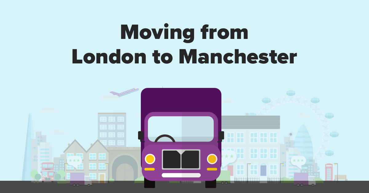 Moving From London to Manchester