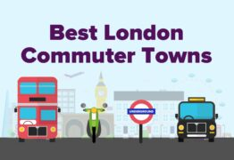 Best London Commuter Towns