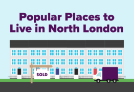 Popular Places To Live In North London