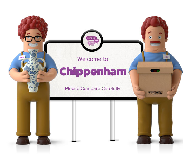 Compare Chippenham Removals