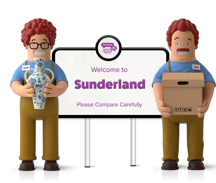 Compare Sunderland Removals