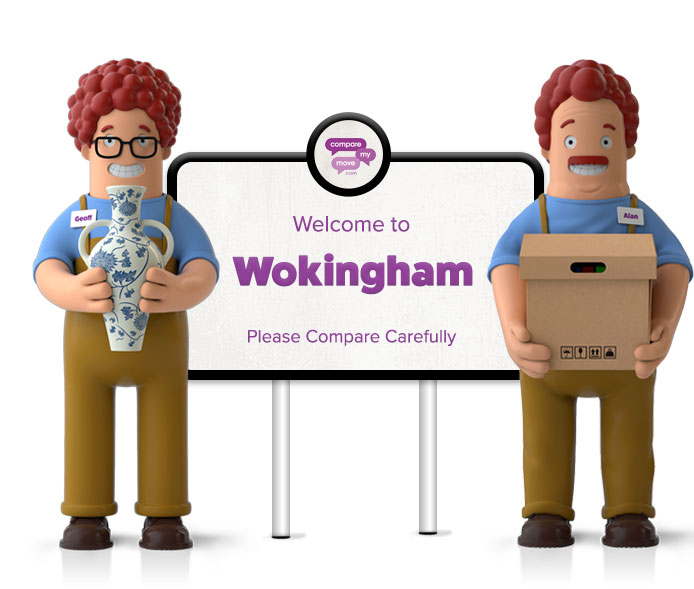 Compare Wokingham Removals