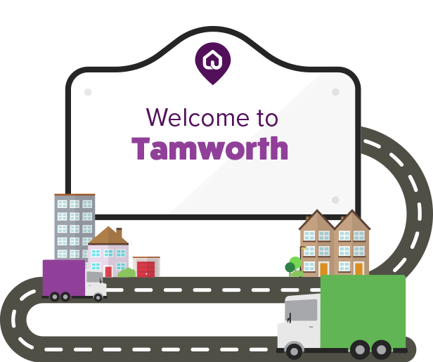 Tamworth Removals