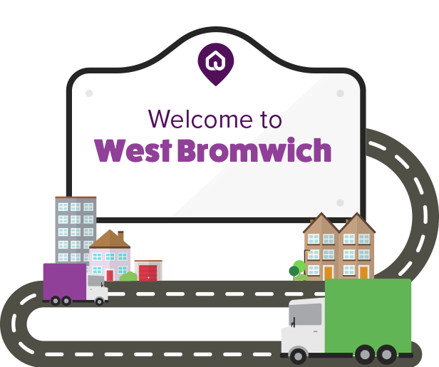 West Bromwich Removals